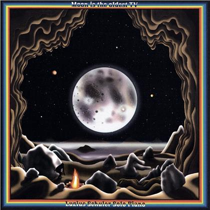 Luzius Schuler - Moon Is The Oldest TV (LP)