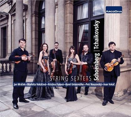Jan Mrácek, Markéta Vokáčová, Kristina Fialová, Karel Untermüller, Petr Nouzovsky, … - String Sextets