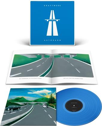 Kraftwerk - Autobahn (2020 Reissue, Colored, LP)