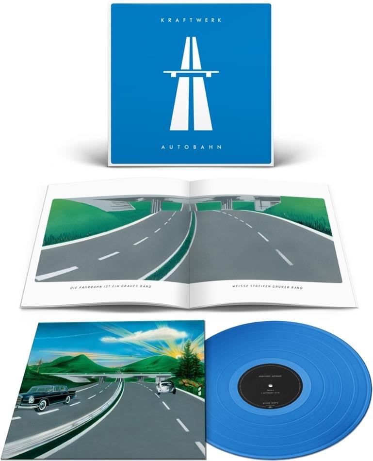 Kraftwerk - Autobahn (2020 Reissue, Colored, LP)