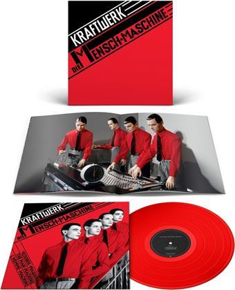 Kraftwerk - Mensch-Maschine (2020 Reissue, Colored, LP)