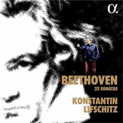 Ludwig van Beethoven (1770-1827) & Konstantin Lifschitz - 32 Sonatas (17 LPs)