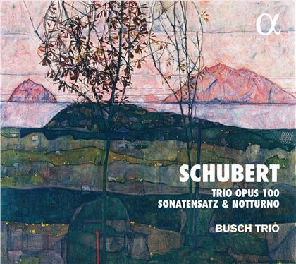 Busch Trio & Franz Schubert (1797-1828) - Trio Opus 100, Sonatensatz & Notturno