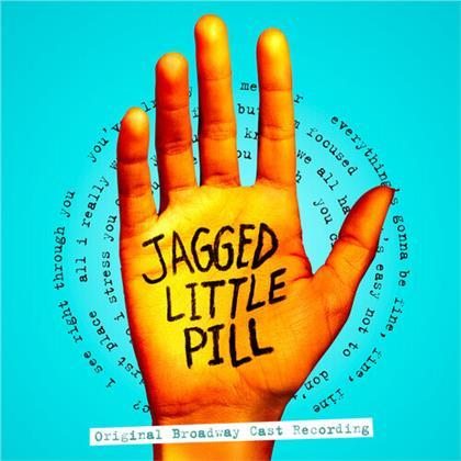 Jagged Little Pill - OBC (LP)