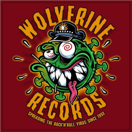 Spreading The Rock N Roll Virus - (Wolverine Records)