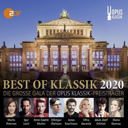 Best of Klassik 2020: Opus Klassik (2 CDs)