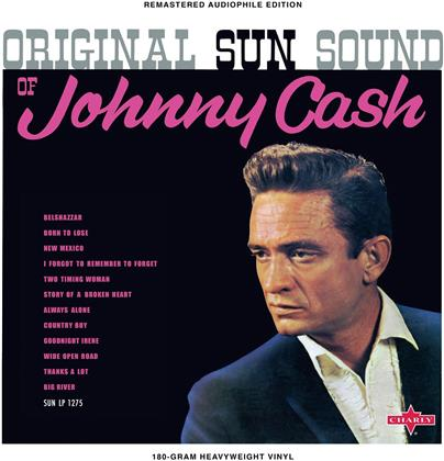 Johnny Cash - Original Sun Sound Of Johnny Cash (2020 Reissue, Charly, Magenta Vinyl, LP)