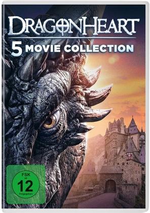Dragonheart 1-5 (5 DVDs)
