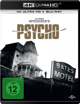 Psycho (1960) (4K Ultra HD + Blu-ray)
