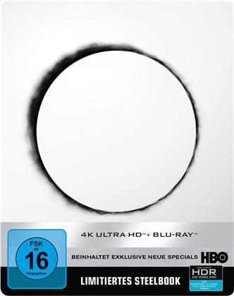 Westworld - Staffel 3 - Die neue Welt (Limited Edition, Steelbook, 3 4K Ultra HDs + 3 Blu-rays)