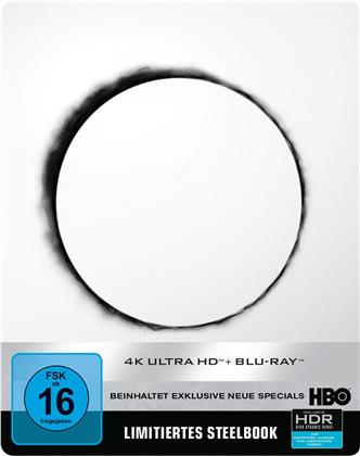 Westworld - Staffel 3 (Steelbook, 3 4K Ultra HDs + 3 Blu-rays)