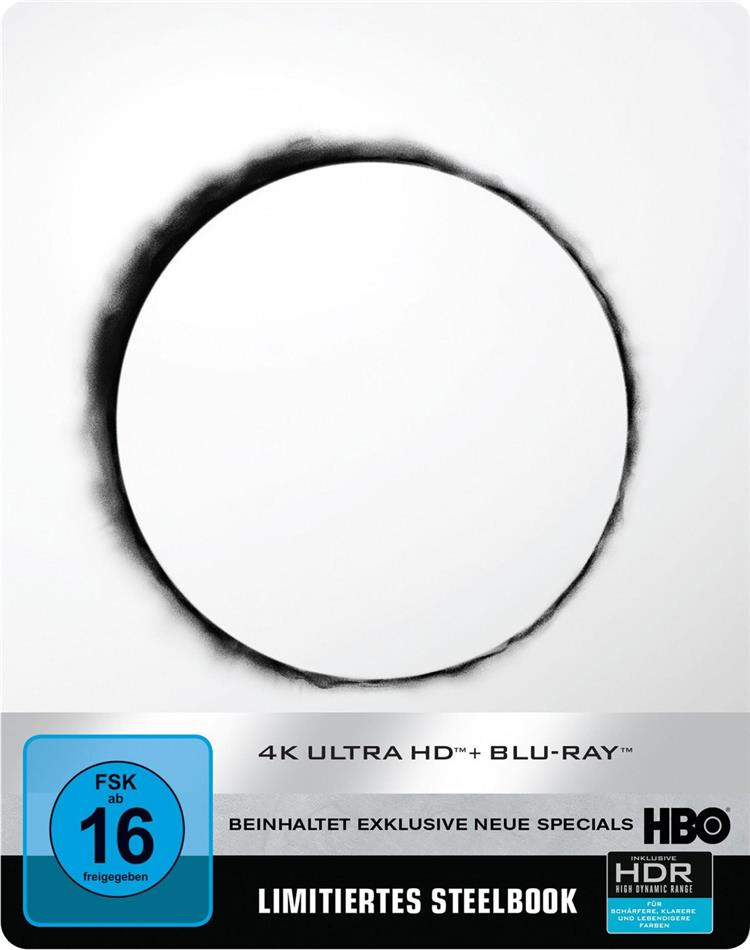 Westworld - Staffel 3 (Limited Edition, Steelbook, 3 4K Ultra HDs + 3 Blu-rays)