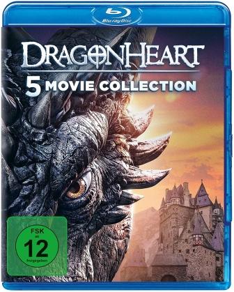 Dragonheart 1-5 (5 Blu-rays)