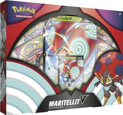 Pokemon Cards November V Box 6 Pack Display