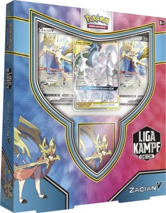 Pokemon Cards League Battle November 6er Display 6 Pack deutsch