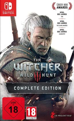 The Witcher 3 : Wild Hunt - Complete Edition