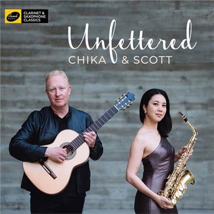 Franz Schubert (1797-1828), Chika Inoue & Scott Morris - Unfettered