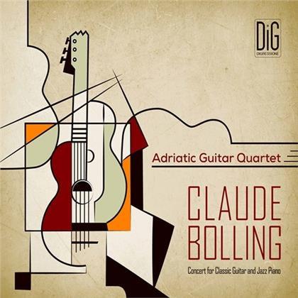 Adriatic Guitar Quartet & Claude Bolling - Concert For Classic Guitar And Jazz Piano