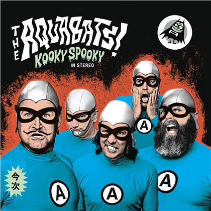 The Aquabats - Kooky Spooky In Stereo (Glow In The Dark Vinyl, LP)