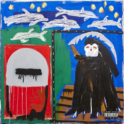 Action Bronson - Only For Dolphins (Gatefold, LP)