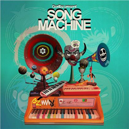 Gorillaz - Song Machine Season One: Strange Timez (Deluxe Edition, 2 LPs)