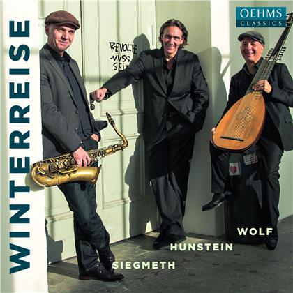 Franz Schubert (1797-1828), Stefan Hunstein, Axel Wolf & Hugo Siegmeth - Winterreise