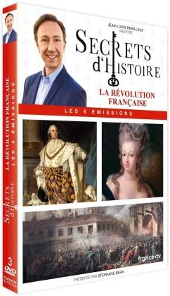Secrets d'histoire - La Révolution Française (3 DVDs)