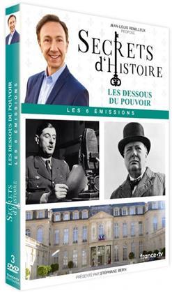 Secrets d'histoire - Les dessous du pouvoir (3 DVDs)