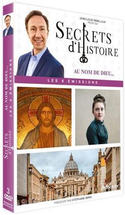 Secrets d'histoire - L'église Catholique à travers les âges (3 DVDs)