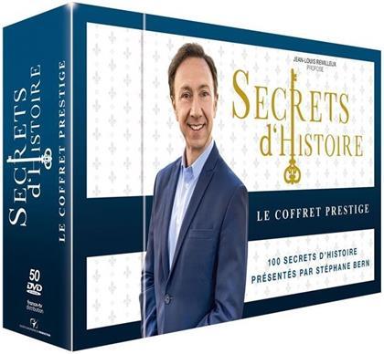 Secrets d'histoire - Le Coffret Prestige (50 DVDs)