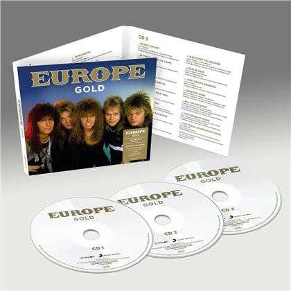 Europe - Gold