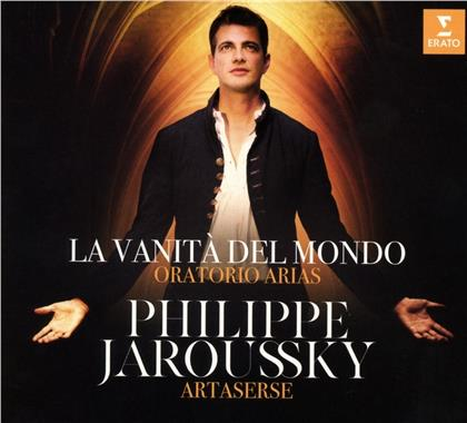 Philippe Jaroussky & Ensemble Artaserse - La Vanita Del Mondo