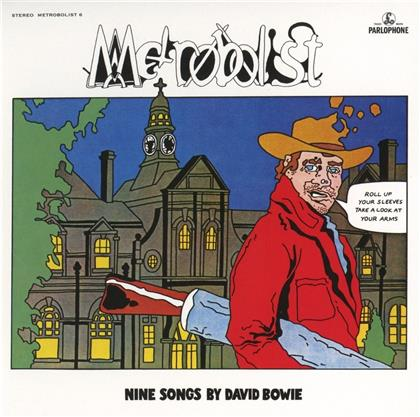 David Bowie - Metrobolist (aka The Man Who Sold The World) (2020 Mix, 50th Anniversary Edition, LP)