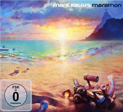 Marathon (Mark Kelly from Marillion) - Mark Kelly's Marathon (CD + DVD)