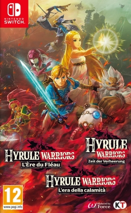 Hyrule Warriors: L'Ère du Fléau