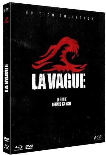 La Vague (2008) (Collector's Edition, Blu-ray + DVD)