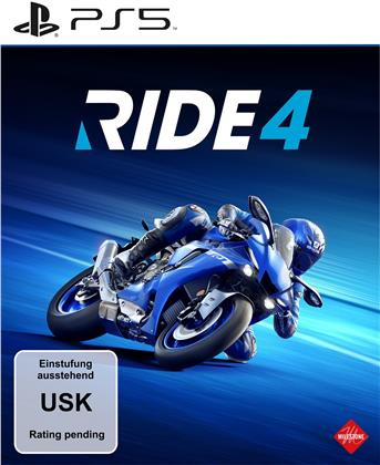 Ride 4 (German Edition)