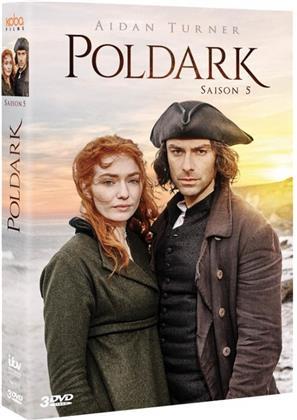 Poldark - Saison 5 (3 DVDs)