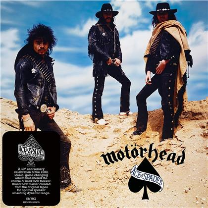 Motörhead - Ace Of Spades (2020 Reissue, Sanctuary Records)