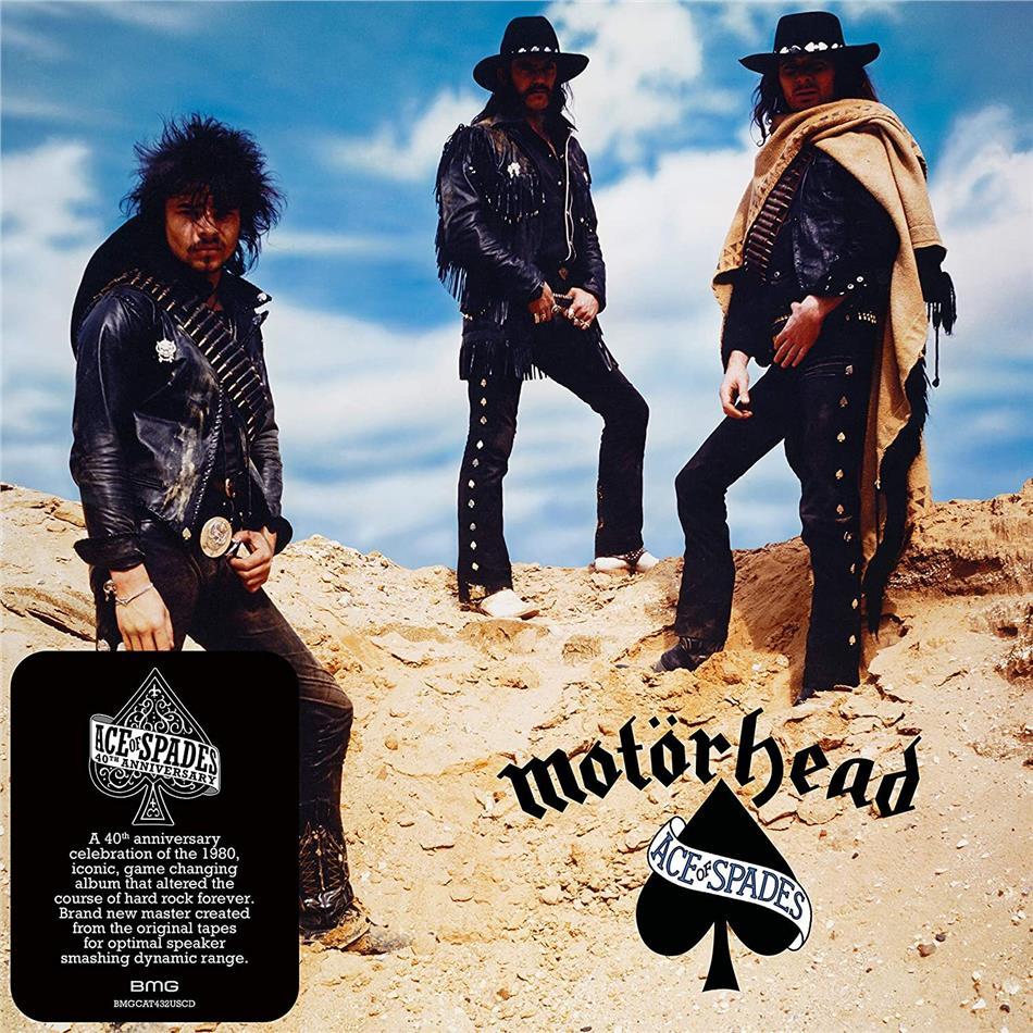 Motörhead - Ace Of Spades (2020 Reissue, Sanctuary Records)