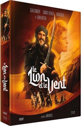 Le Lion et le Vent (1975) (Mediabook, Blu-ray + DVD)