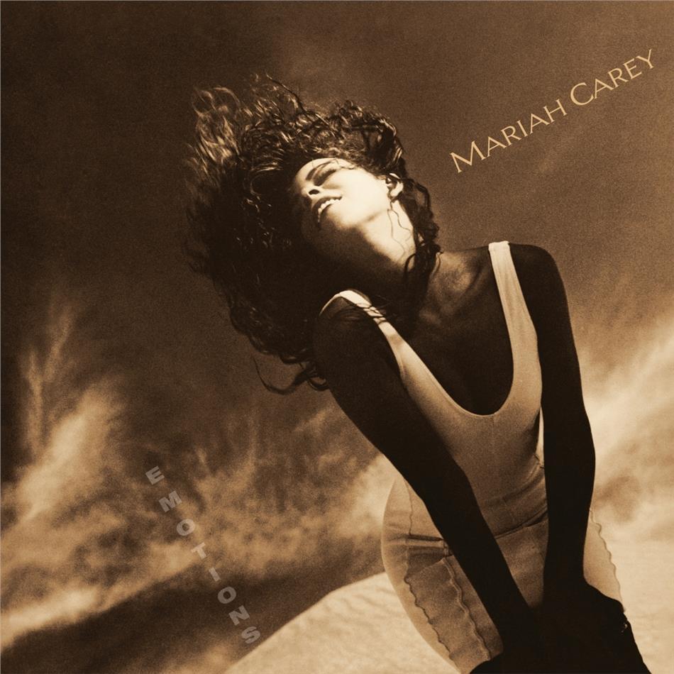 Mariah Carey - Emotions (2020 Reissue, Sony Legacy, Remastered, LP)