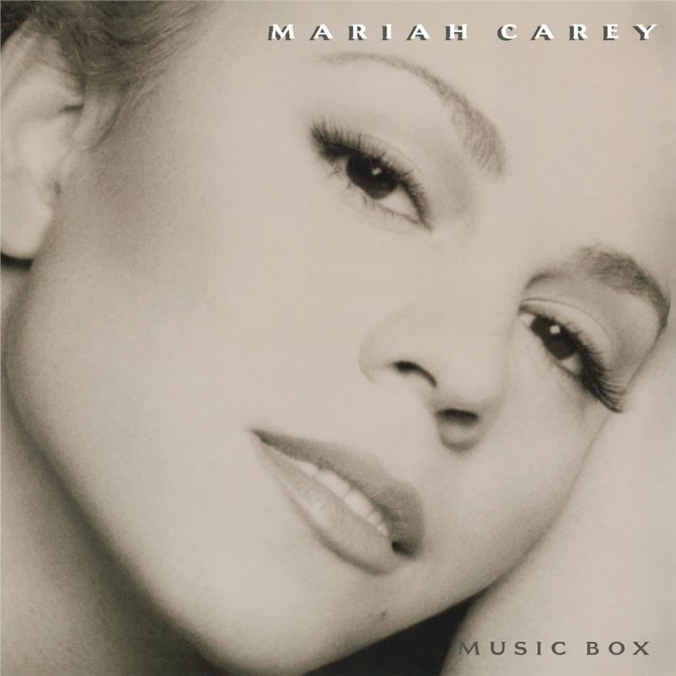 Mariah Carey - Music Box (2020 Reissue, Sony Legacy, Remastered, LP)