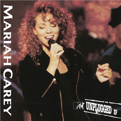 Mariah Carey - MTV Unplugged (2020 Reissue, Sony Legacy, Remastered, LP)