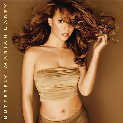 Mariah Carey - Butterfly (2020 Reissue, Sony Legacy, Remastered, LP)