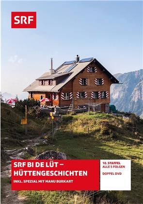 SRF bi de Lüt - Hüttengeschichten - Staffel 10 (2 DVDs)