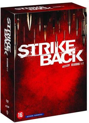 Strike Back - Saisons 1-7 (21 DVDs)