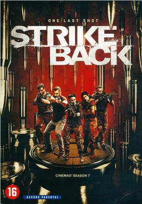 Strike Back - Saison 7 (2 DVDs)
