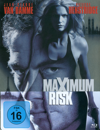 Maximum Risk (1996) (Limited Edition, Steelbook, Uncut)