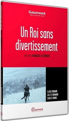 Un roi sans divertissement (1963) (Collection Gaumont Découverte)